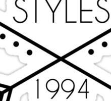 styles 1994 Sticker