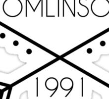 Tomlinson 1991 Sticker