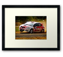 Neal Bates and Coral Taylor Framed Print
