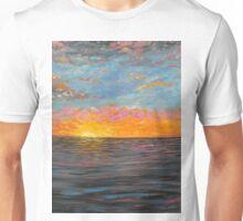 San Francisco, Sunrise Print, home decor, wall art Unisex T-Shirt