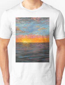 San Francisco, Sunrise Print, home decor, wall art T-Shirt