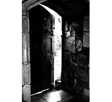 Monsalvat Door Photographic Print