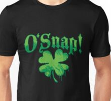 O'Snap St. Patrick's Day Swear Word Oh Snap Unisex T-Shirt