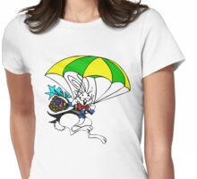 Easter Delivery Womens Fitted T-Shirt