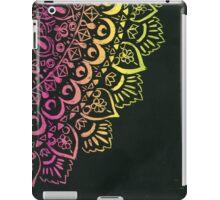 Lacy mandala iPad Case/Skin