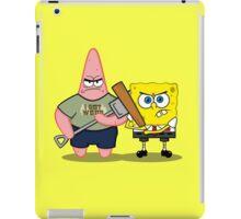 Sponge of the Dead iPad Case/Skin