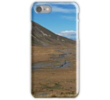 That valley iPhone Case/Skin