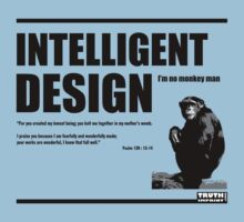 Intelligent Design by truthimprint