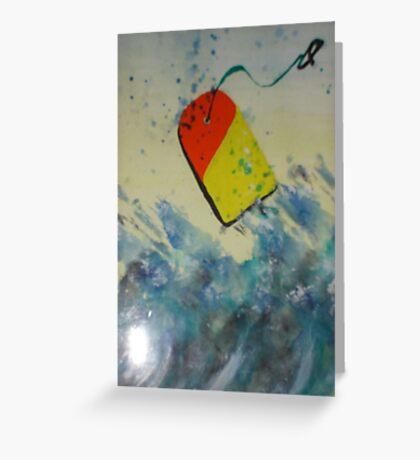 Adventurous Greeting Card