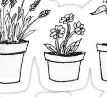 Plants Are Friends Sticker