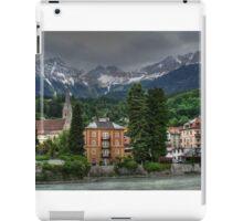 Innsbruck iPad Case/Skin