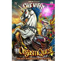 SheVibe Presents Orgasm Quest With Crista Anne Photographic Print