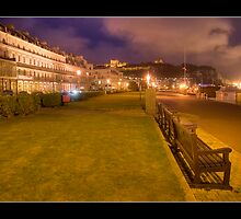 Dover Sea Front by CadmannUK