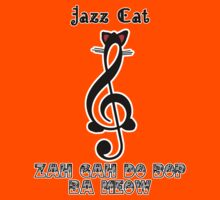 The Jazz Cat Sings Kids Clothes