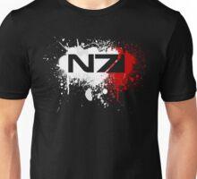 N7 Splatter MkIII Unisex T-Shirt