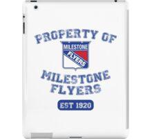 Milestone Flyers3 iPad Case/Skin