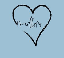 Heart of Seattle Unisex T-Shirt