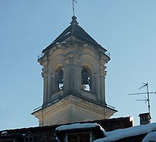 Sassello (Savona), the clocktower by presbi