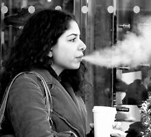 Smoking by Clare Forder
