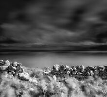 Long Exposure, Badbea, Caithness, Scotland by Iain MacLean