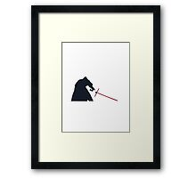 Star Wars Episode VII: The Force Awakens Framed Print