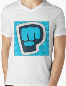 bro fist mania Mens V-Neck T-Shirt
