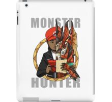 Hunter's Life (Glenn R Custom) iPad Case/Skin