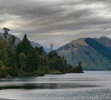 Ahhhh The Serenity !!! by Larry Lingard-Davis