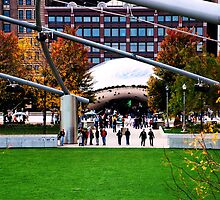 The Bean by jack8