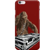 Wookie Wookie iPhone Case/Skin