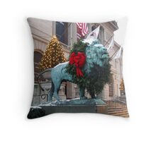CHICAGO TRADITION Throw Pillow
