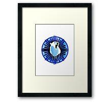 The Ice Bear Framed Print