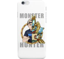 Hunter's Life (Glenn Z Custom) iPhone Case/Skin