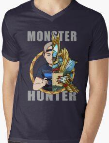 Hunter's Life (Glenn Z Custom) Mens V-Neck T-Shirt