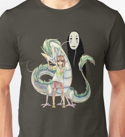 Spirited Away - Chihiro Unisex T-Shirt