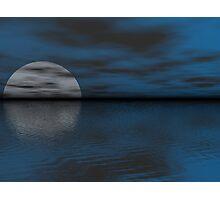 Dark Sea Photographic Print