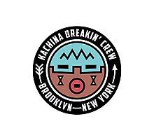Kachina Breakin' Crew Photographic Print