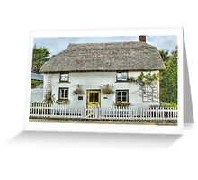 Comptons Cottage Greeting Card