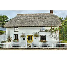 Comptons Cottage Photographic Print