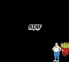 Aqua Teen Hunger Force Crew by Longorious