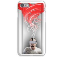 VR Can Be Scary iPhone Case/Skin