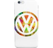volkswagen hippie iPhone Case/Skin