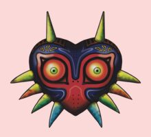 Majora's Mask (Zelda) Kids Clothes