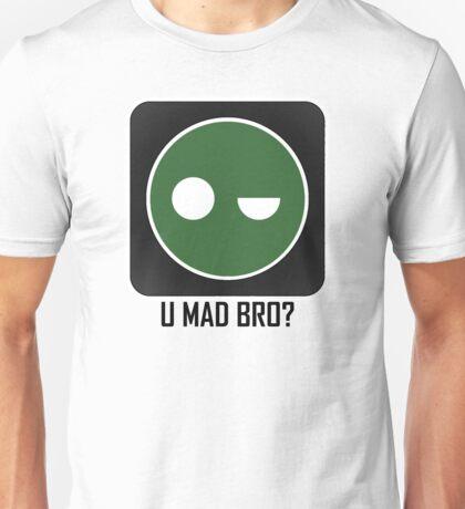 Superintendent U MAD BRO? (Winking SI) Unisex T-Shirt