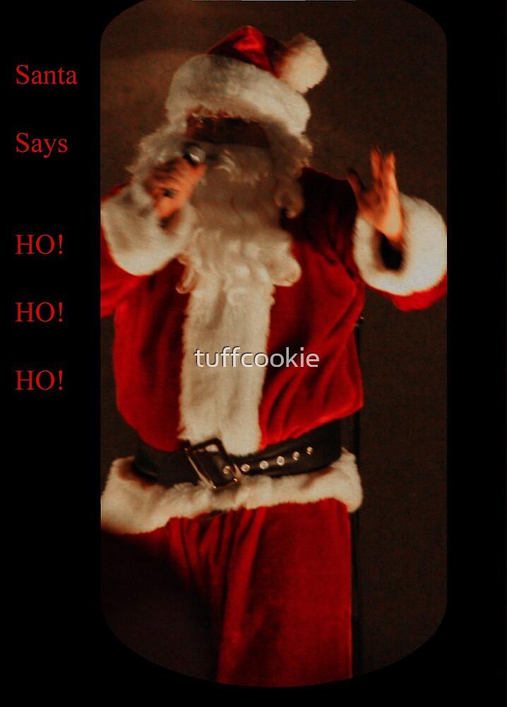 HO HO HO by tuffcookie