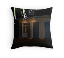 Nightly Effects Throw Pillow