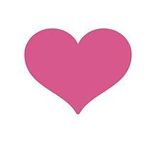 Heavy Black Heart Google Hangouts / Android Emoji by emoji