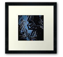 Darth Framed Print