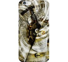 Time is On My Side iPhone Case/Skin