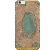 Yellow Pattern - The Qalam Series iPhone Case/Skin